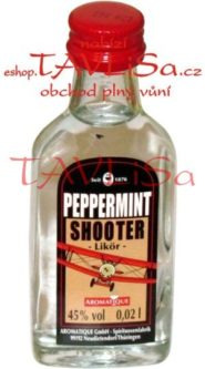 Peppermint Shooter 45% 20ml Aromatique miniatura