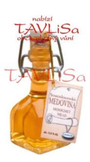 medovina Hranatá 40ml Apimed dárková miniatura