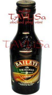 likér Baileys Cream Original 17% 50ml miniatura