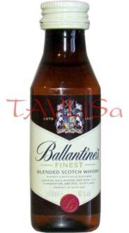 Whisky Ballantines Finest 40% 50ml etik2 miniatura