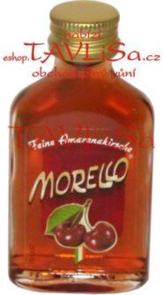 likér Morello 15% 20ml Behn miniatura