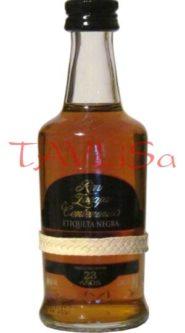Rum Ron Zacapa 23y 43% 50ml Etiqueta Negra Miniatura