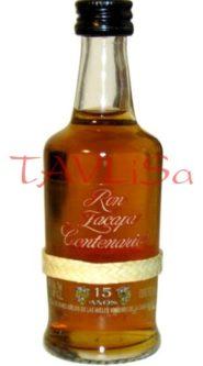 Rum Ron Zacapa 15y 40% 50ml Centenario Miniatura
