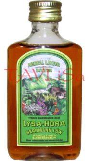 Herbal Liquer Bitter Lysa Hora 35% 50ml miniatura