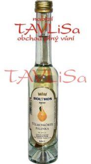 destilát Vilmoskorte Pálinka 50% 40ml Miniatura