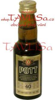 Rum POTT 40% 40ml miniatura