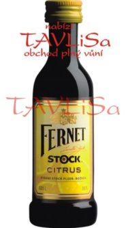 fernet Stock citrus 30% 50ml miniatura