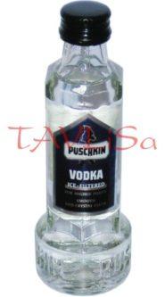 vodka Puschkin Clear 37,5% 40ml miniatura