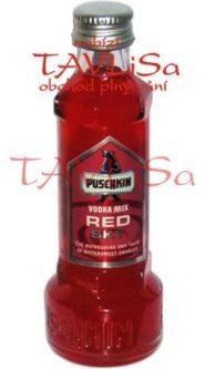likér Puschkin Red Sky 17,5% 40ml miniatura