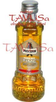likér Puschkin Time Warp 17,7% 40ml miniatura
