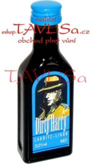 Dirty Harry Lakritzlikor 21,5% 20ml miniatura
