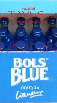 Curacao Blue Bols 21% 40ml x12 miniatura