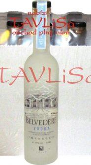 vodka Belvedere Clear 40% 50ml x10 miniatura