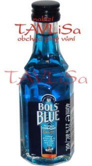 Curacao Blue Bols 21% 40ml miniatura