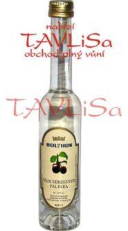 destilát Vadcseresznye Pálinka 50% 40ml Miniatura