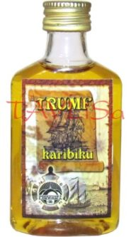 Trumf Karibiku 40% 50ml miniatura