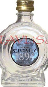 Destiláty Sada Kosher miniatura Silver 50% 50ml