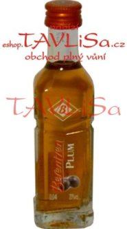 likér Berentzen Plum 20% 40ml miniatura