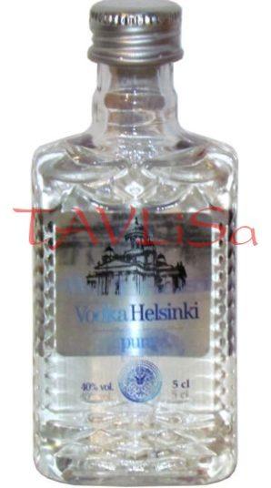 Vodka Helsinki Pure 40% 50ml Miniatura