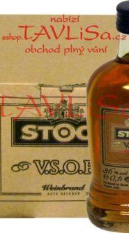 Weinbrand Stock V.S.O.P. 36% 100ml x20 miniatura
