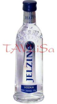Vodka Boris Jelzin Clear 37,5% 100ml miniatura