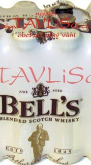 Whisky Bells 40% 50ml x12 scotch miniatura
