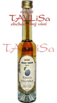 destilát Szilva Pálinka 50% 40ml Miniatura