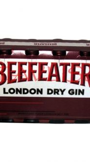 Gin Beefeater Dry 40% 50ml x12 miniatura