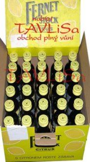 fernet Stock citrus 30% 50ml x30 miniatura