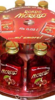 likér Morello 15% 20ml x10 Behn miniatura