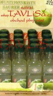 likér Berentzen Saurer Apfel 16% 20ml x24 miniatur