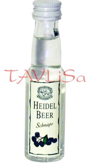 Heidel Beer 38% 20ml Horvaths 1/2M sestava 1