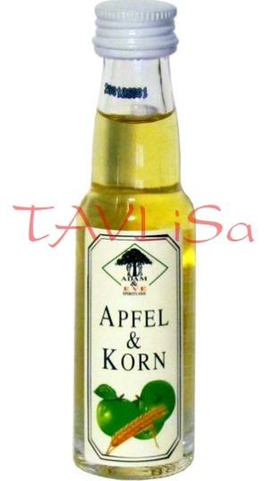 Apfel a Korn 17% 20ml Horvaths 1/2M sestava 1