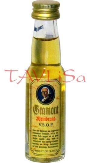 Gramont V.S.O.P. 17% 20ml Horvaths 1/2M sestava 1