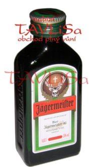 Jagermeister 35% 20ml Germany miniatura