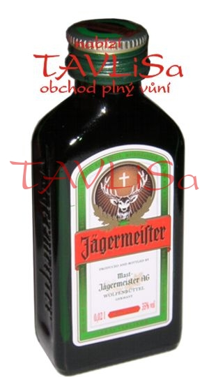 Jagermeister 35% 20ml Germany miniatura