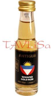 Rum Antigua 40% 20ml in World Rums