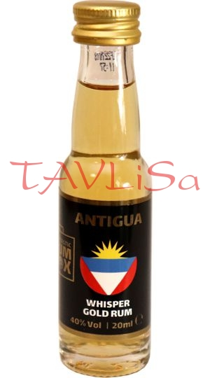 Rum Antigua 40% 20ml in World Rums