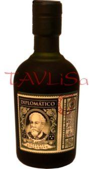 Rum Diplomático Reserva 40% 50ml miniatura