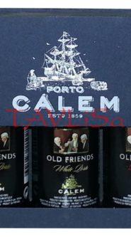 víno Portské Cálem Sada 3x 50ml sestava 1