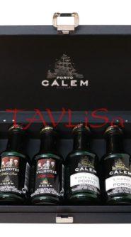 víno Portské Cálem Sada 6x 50ml sestava 2