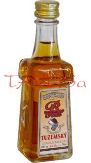 Rum Tuzemský 40% 50ml R.Hill miniatura