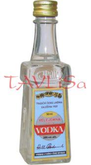 Vodka Velejemná Radomil Hill 38% 50ml miniatura