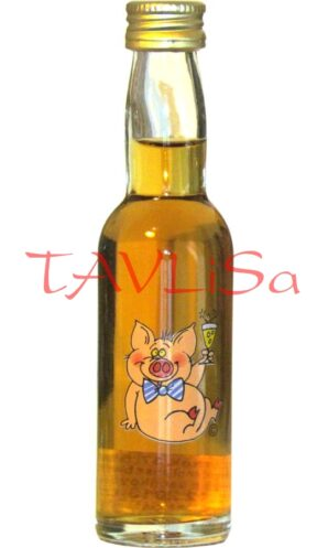 rum Tuzemák Prase sedící 40ml obr1 Cáb miniatura