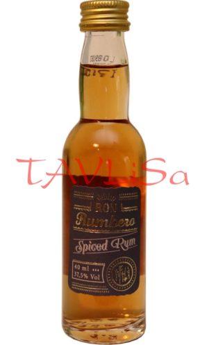 Rum Spiced 37,5% 40ml miniatura