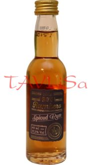 Rum Spiced 37,5% 40ml v Sada Ron Rumbero